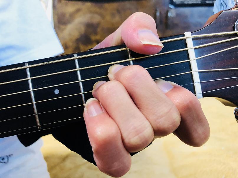ギター コード Am Amコード Aマイナー