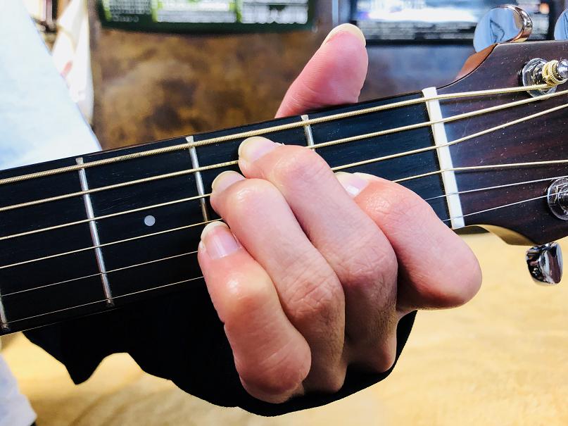 ギター コード E Eコード Eメジャー