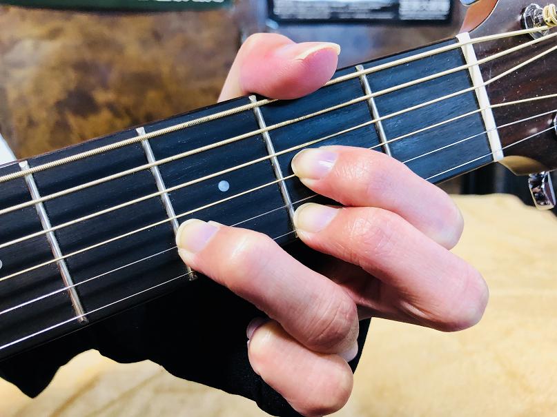 ギター コード D Dコード Dメジャー