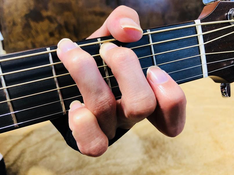 ギター コード G Gコード Gメジャー