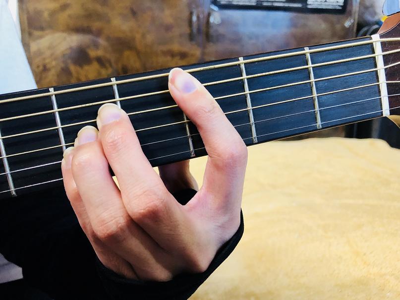ギター コード C Cコード Cメジャー