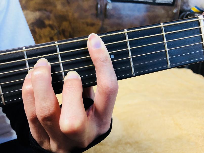 ギター コード Cm Cマイナーコード Cマイナー